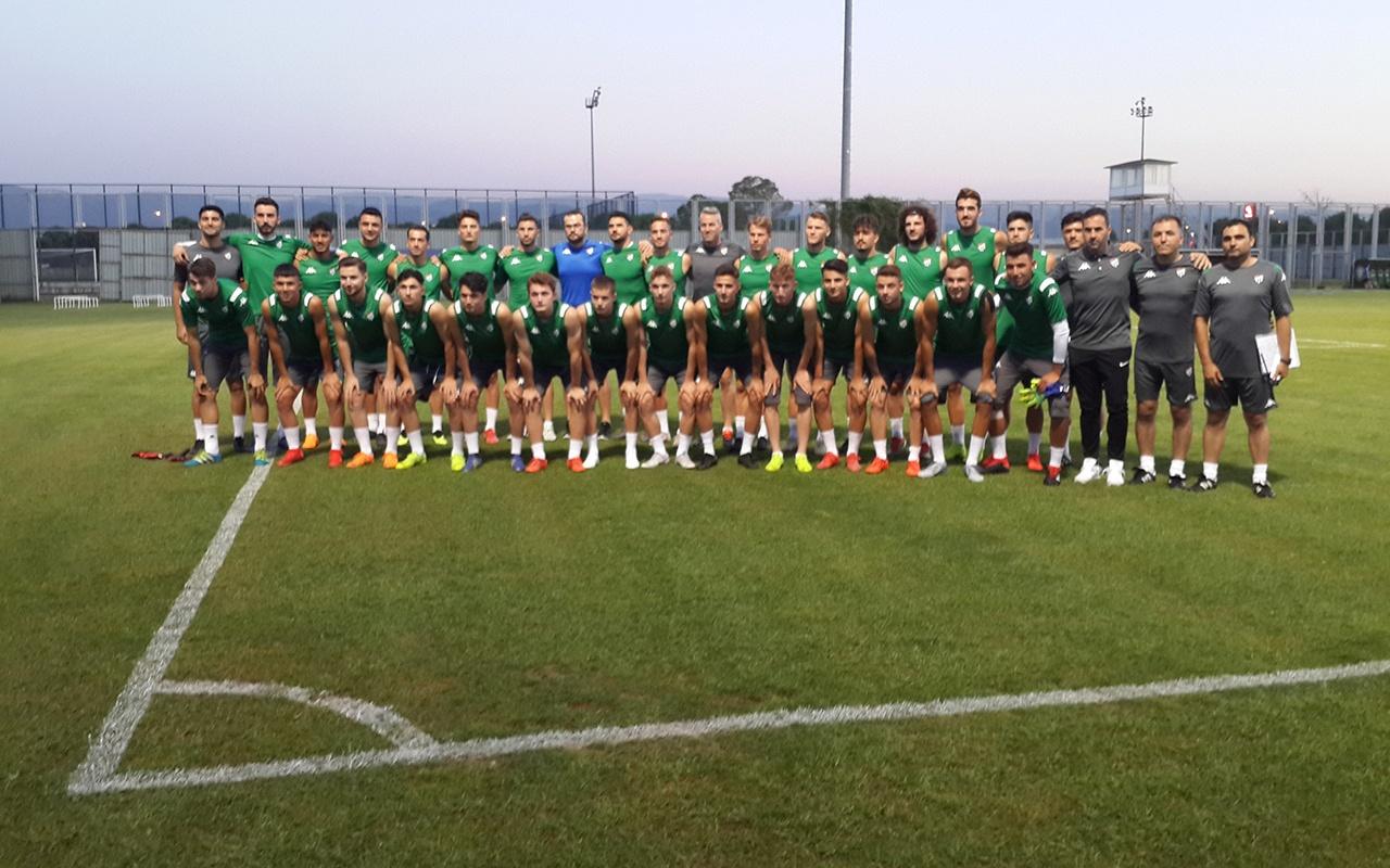 Bursaspor'a transfer engeli! Vergi borçları