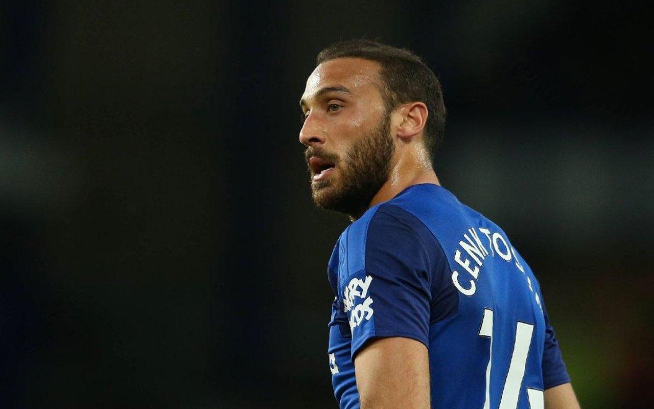 Everton'da aradığını bulamayan Cenk Tosun'dan flaş Beşiktaş itirafı