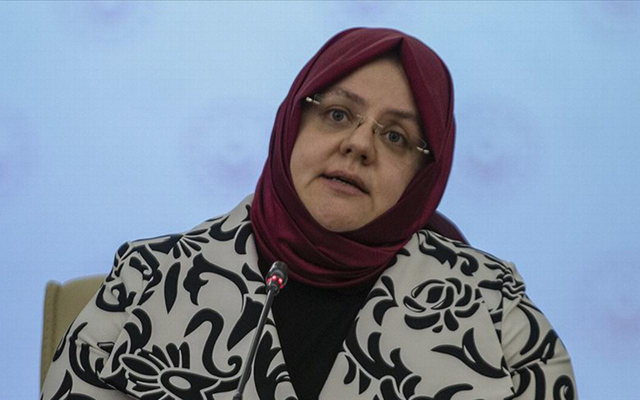 Aile Bakanı Selçuk talimat verdi!  Suudi Arabistan'daki aile Türkiye'ye getirildi