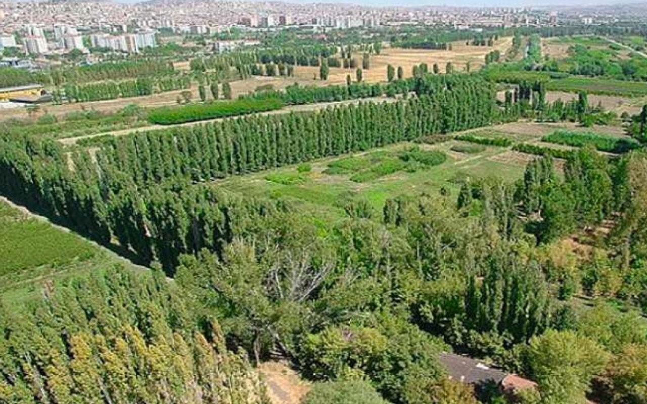 Atatürk Orman Çiftliği arazisi için yürütmeyi durdurma kararı