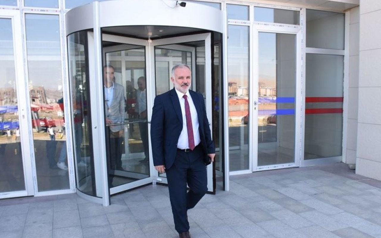 Ayhan Bilgen ifade verdi Kars Belediyesine de kayyum mu atanacak?