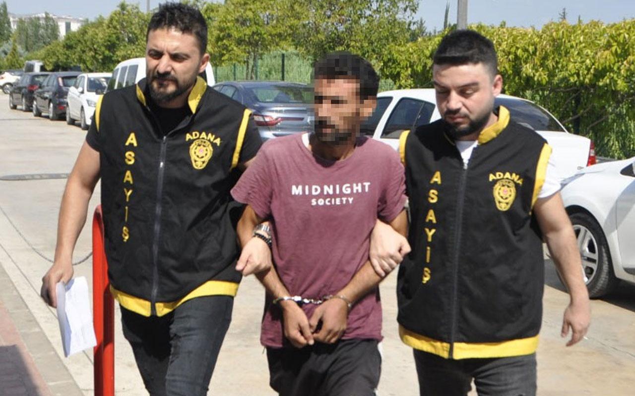 Adana'da tedaviye gittiği sağlık ocağında hırsızlık yaptı!