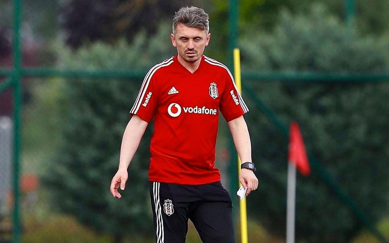 Beşiktaş'ta flaş istifa! Yardımcı antrenör Orhan Ak ile yollar ayrıldı