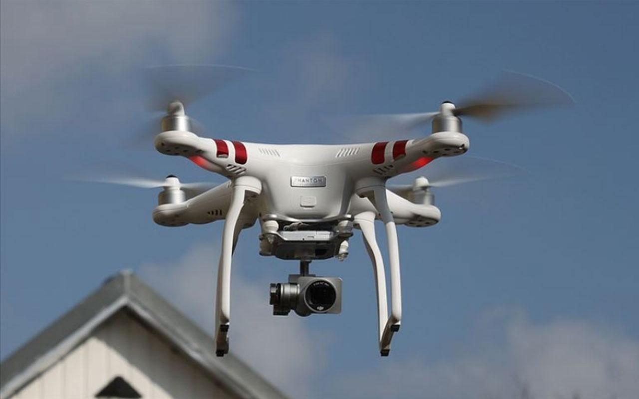 Ankara'da 'Drone' ile izledikleri evden 4 milyon liralık hırsızlık yaptılar