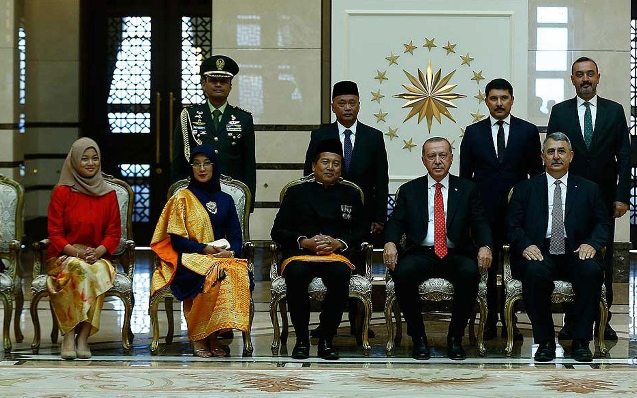 Cumhurbaşkanı Erdoğan'a 4 ülkeden güven mektubu!