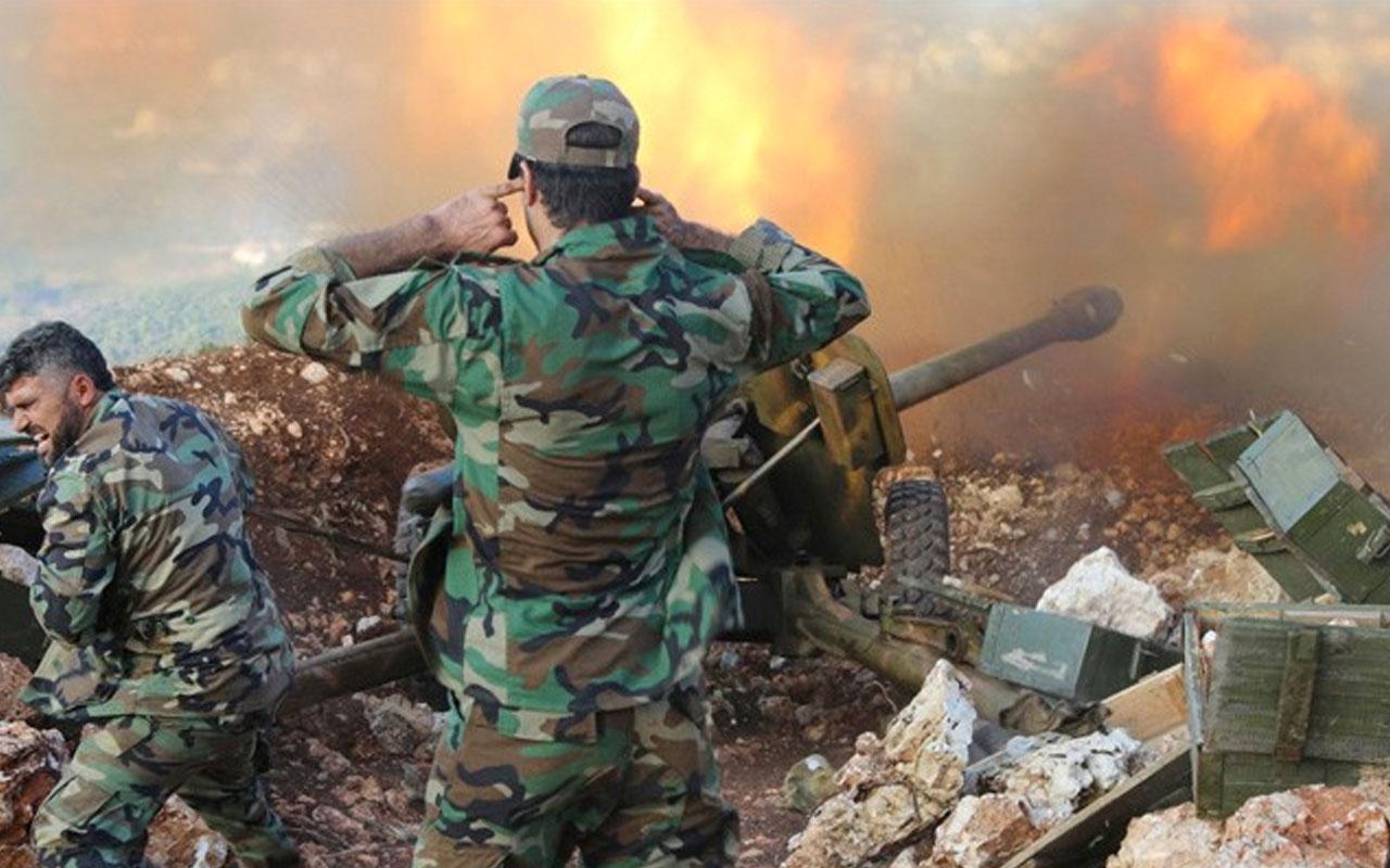 Suriye'de Esed ilerleyişi! Han Şeyhun sonra orası da an meselesi
