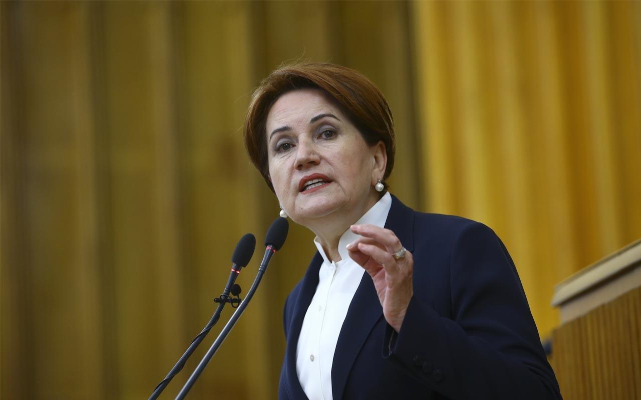 İYİ Parti Lideri Meral Akşener HDP'li vekillerin fezlekeleriyle ilgili tutumunu açıkladı