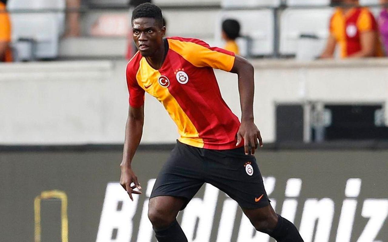 Galatasaray'da flaş ayrılık! Ozornwafor gece yarısı KAP'a bildirildi