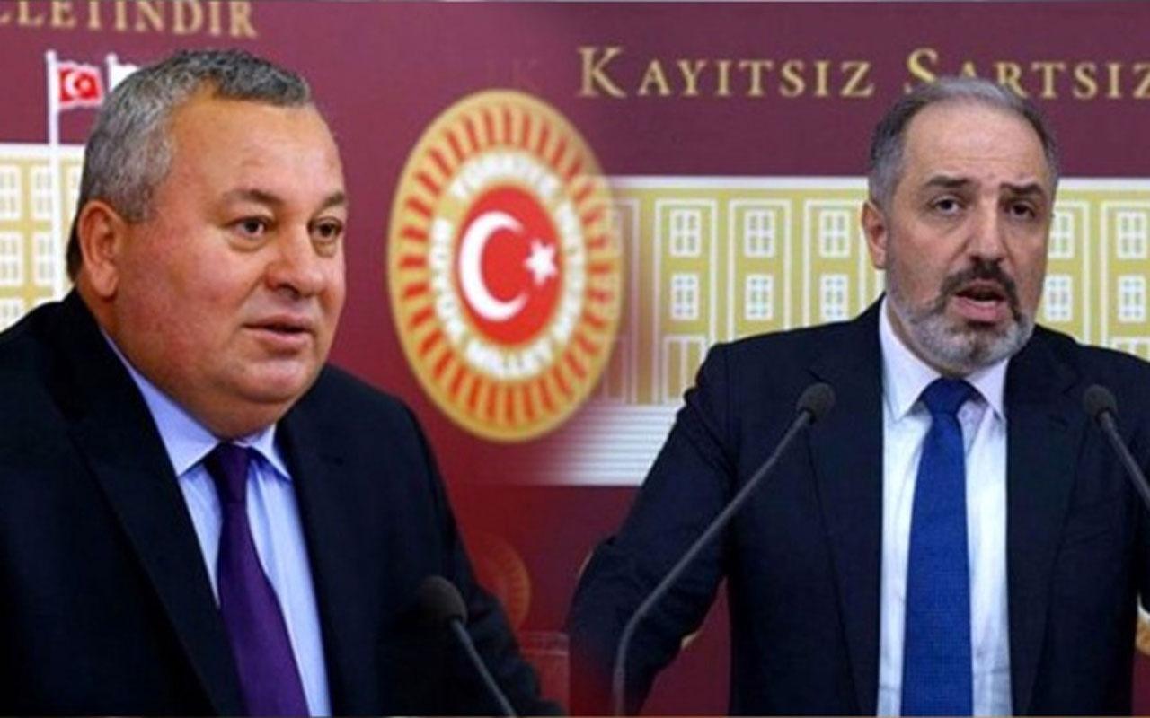 PKK sevicisi Mustafa diyen MHP'li isme AK Partili vekilden yanıt