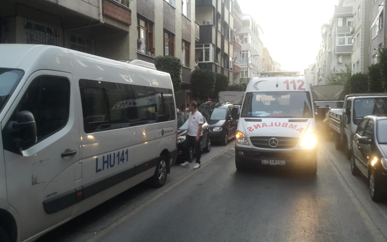 İstanbul Güngören'de bir kadın kocasını bıçaklayarak öldürdü