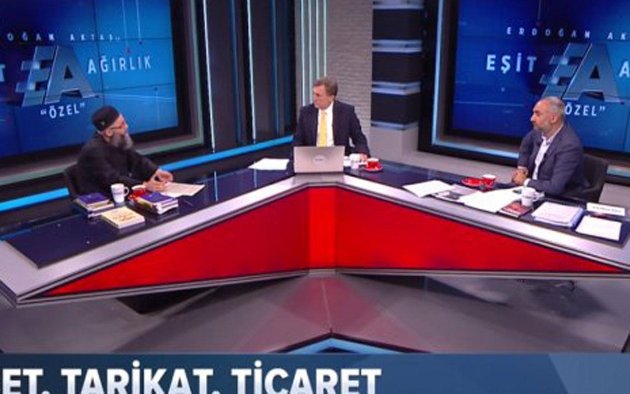 Cübbeli Ahmet canlı yayında İsmail Saymaz'a sinir oldu! Şekerim fırladı