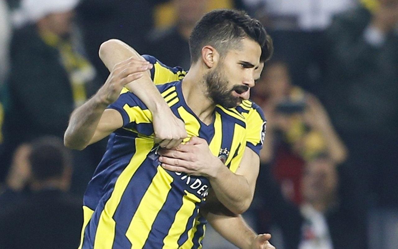Fenerbahçe'de Alper Potuk'un kaderi belli oldu
