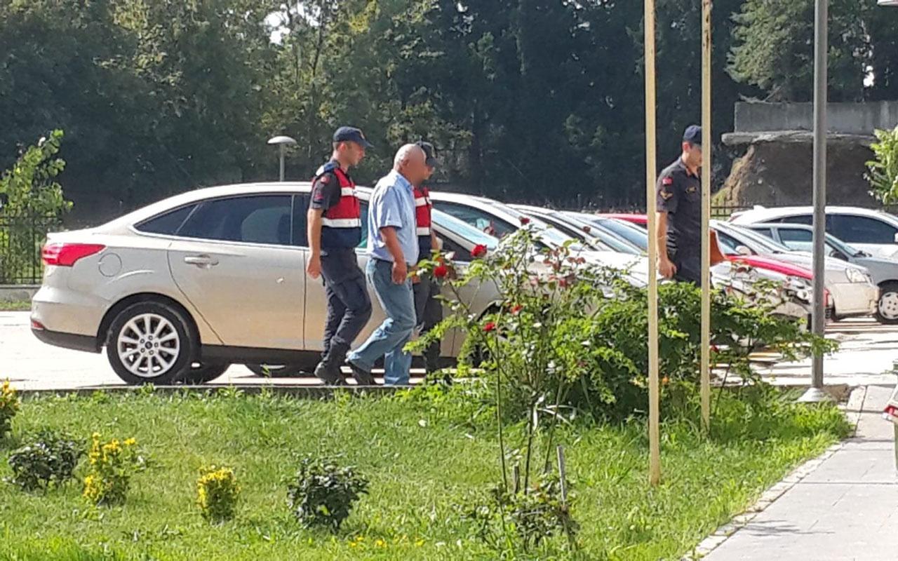 Kocaeli'de kapısı açık minibüsten düşen kadın hayatını kaybetti şöför gözaltına alındı