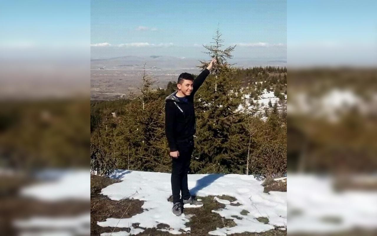 Afyon'da kaybolan gencin cansız bedeni bulundu