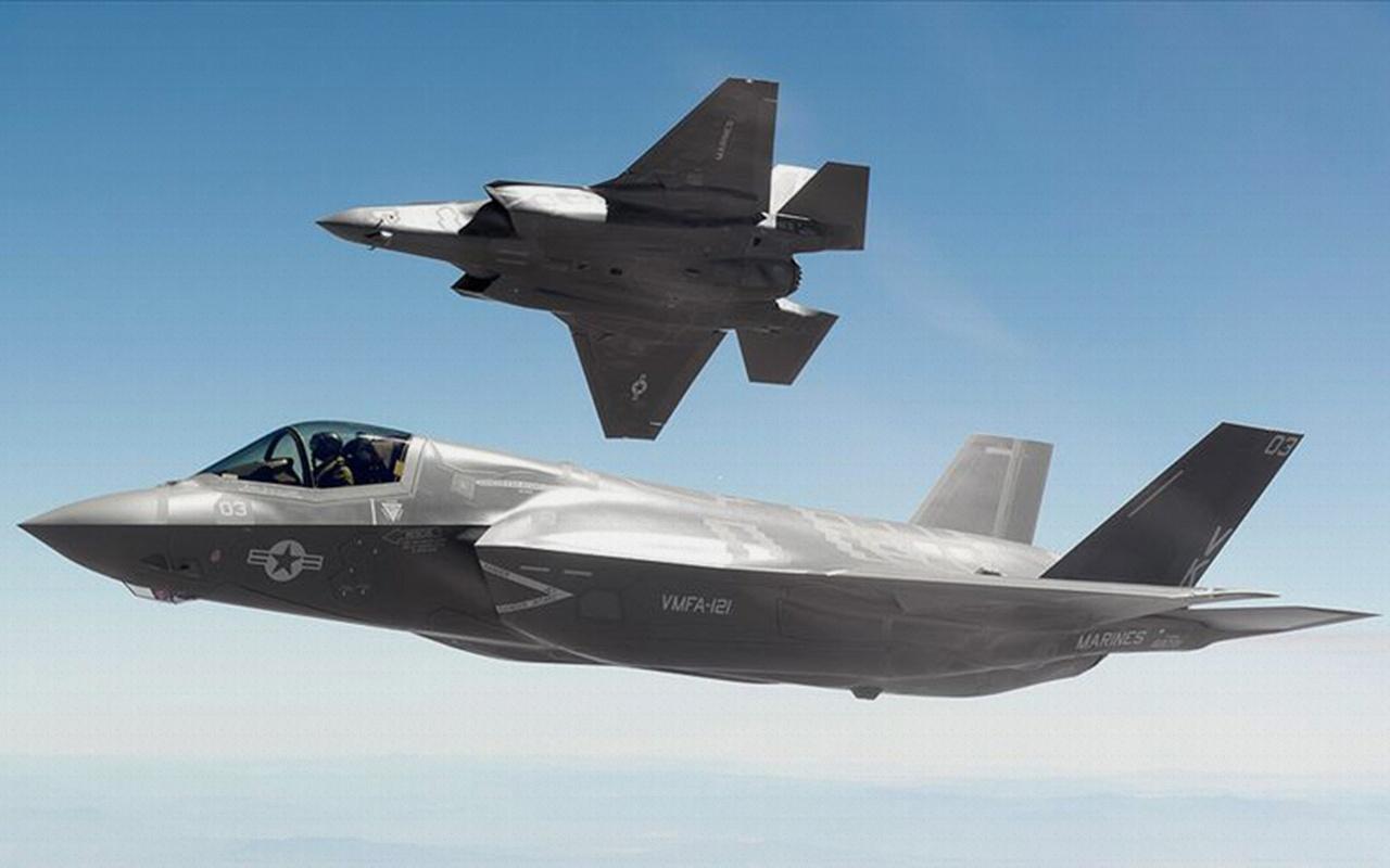 Pentagon'dan F-35 açıklaması: Türkiye bir müttefiktir