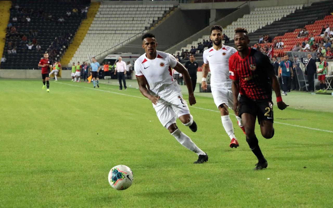 Gazişehir Gaziantep Gençlerbirliği maçı golleri ve geniş özeti
