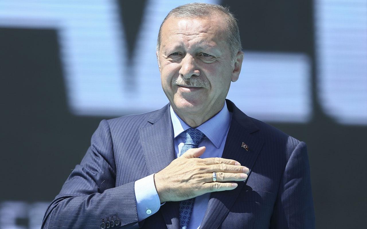 Cumhurbaşkanı Erdoğan'ın davet ettiği 30 belediye başkanı