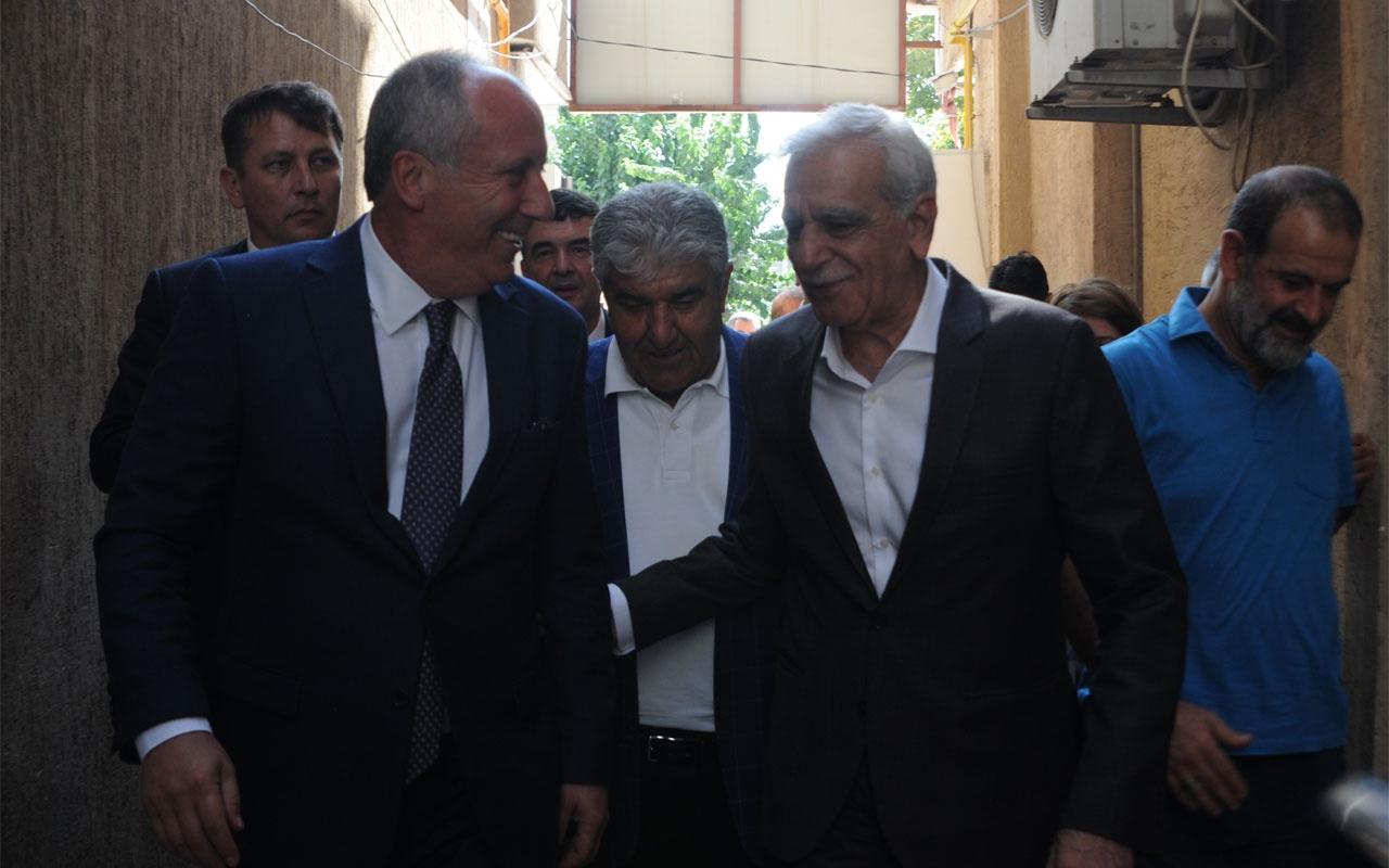 CHP heyetinden Ahmet Türk'e ziyaret
