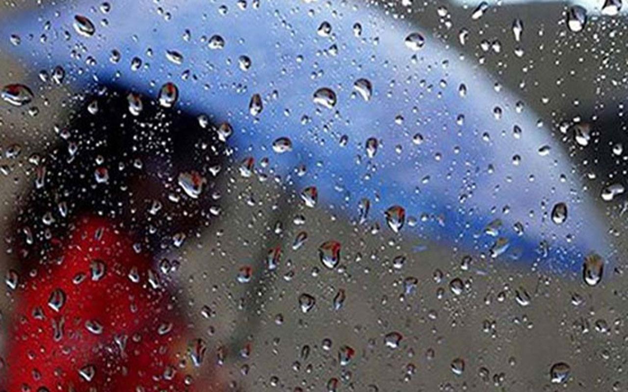 Bingöl ve Tunceli için lokal yağış uyarısı