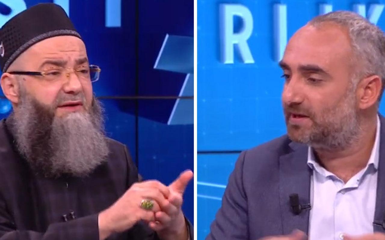 İsmail Saymaz ile canlı yayına çıkan Cübbeli Ahmet'ten çok konuşulacak açıklamalar