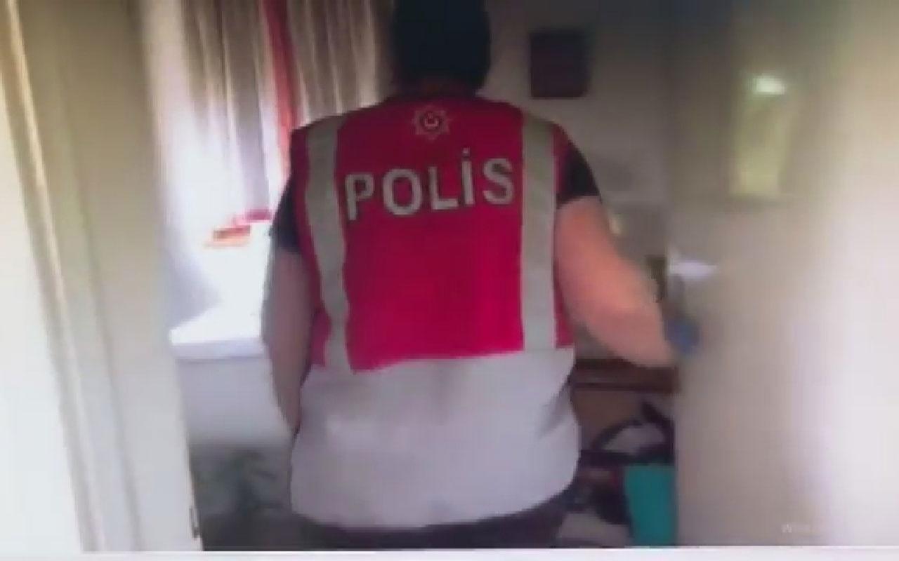 Büyükada'da Uyuşturucu operasyonu! 4 kişiye gözaltı