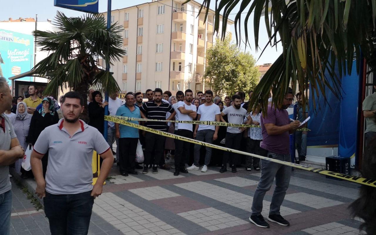 Bursa'da alacak verecek kavgası kanlı bitti! 2'si ağır 5 yaralı