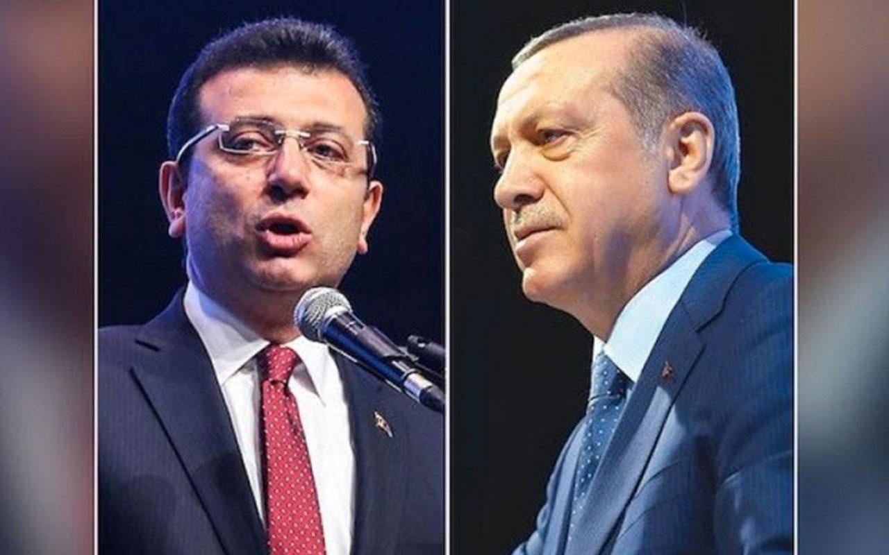 Ekrem İmamoğlu'ndan Erdoğan'a sitem: Bir buçuk ay oldu hala yanıt yok