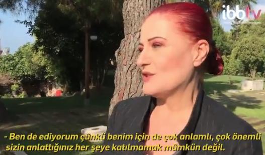 Ä°BB Başkanı Ekrem Ä°mamoğlu ile Candan Erçetin´den Ä°stanbullulara 30 Ağustos daveti - Sayfa 4