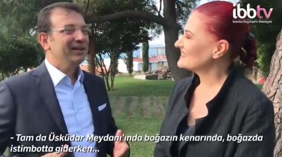 Ä°BB Başkanı Ekrem Ä°mamoğlu ile Candan Erçetin´den Ä°stanbullulara 30 Ağustos daveti - Sayfa 8