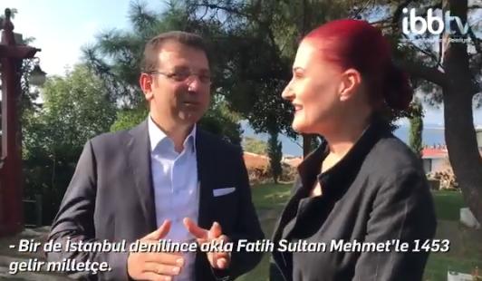 Ä°BB Başkanı Ekrem Ä°mamoğlu ile Candan Erçetin´den Ä°stanbullulara 30 Ağustos daveti - Sayfa 6