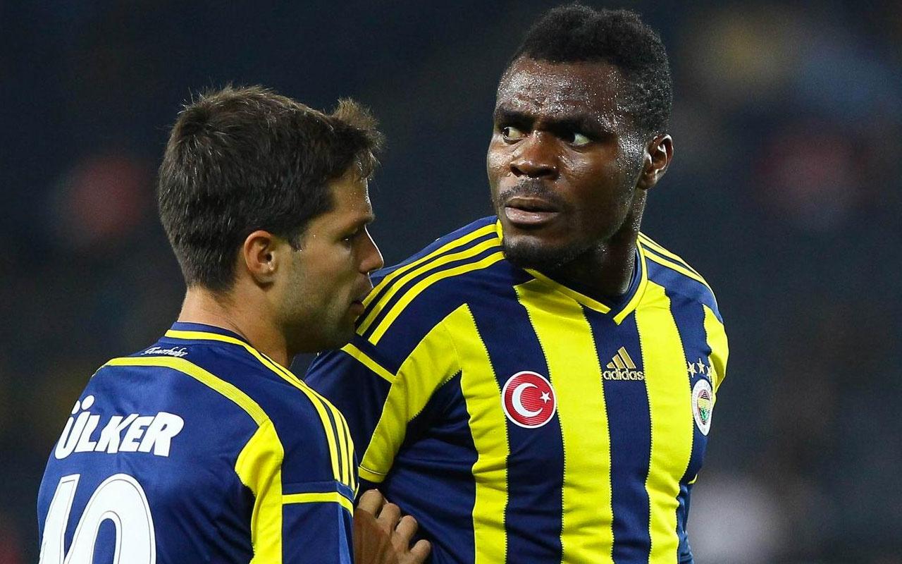 Fenerbahçelileri çıldırtıyordu! Emenike futbola geri döndü işte yeni takımı