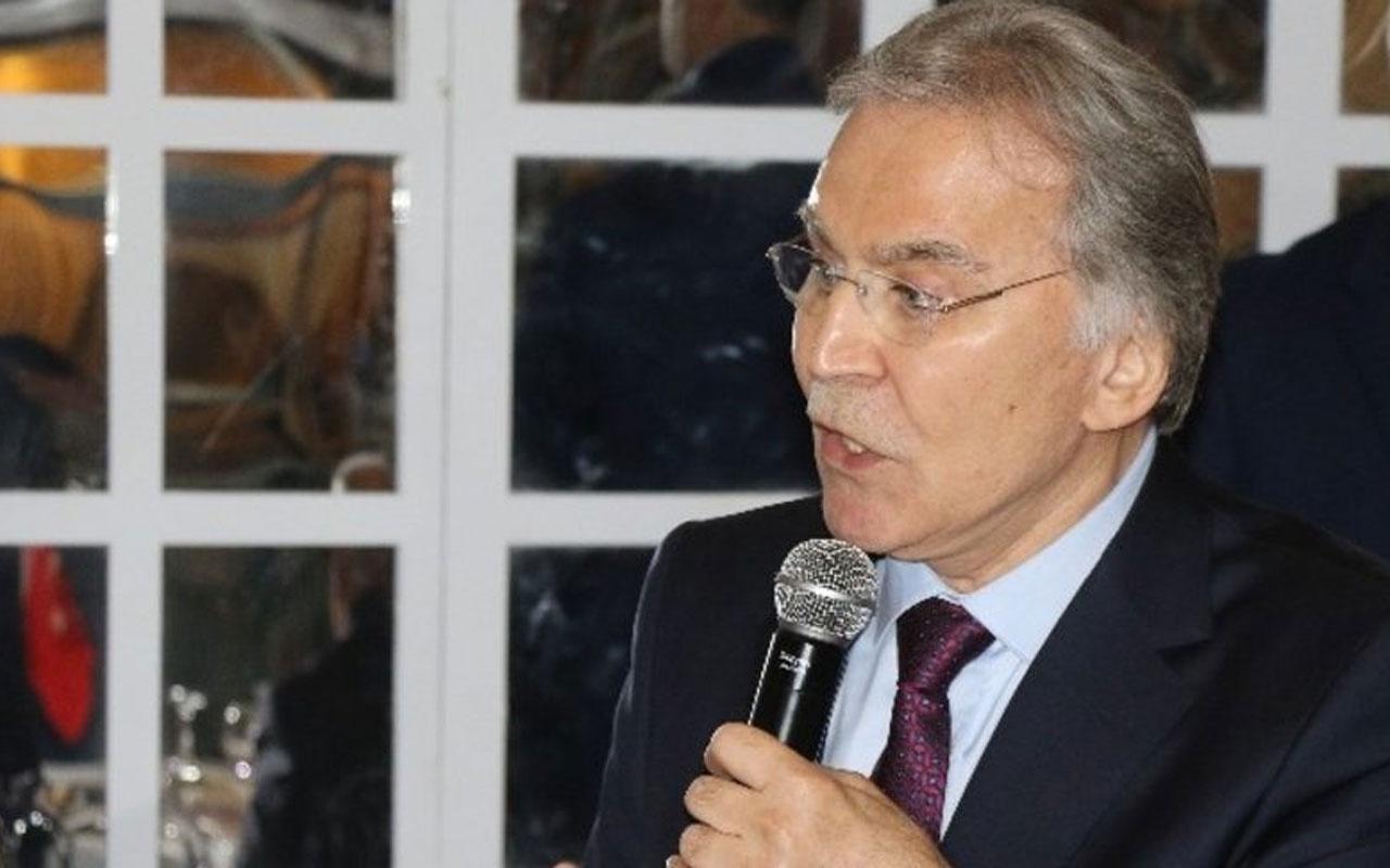 Mehmet Ali Şahin'den Güvenli bölge açıklaması! Suriyelileri yerleştireceğiz