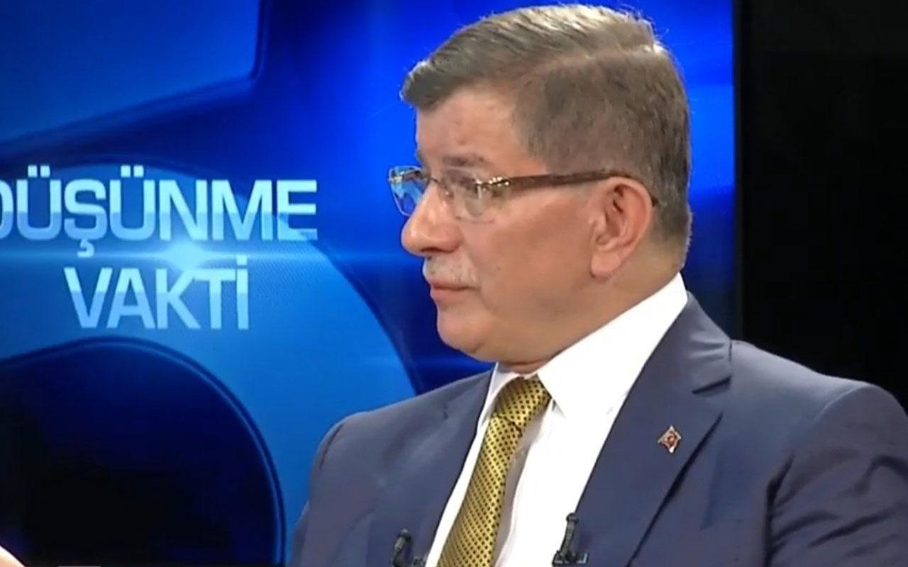 Ahmet Davutoğlu şok sözler! Tehdit alıyorum