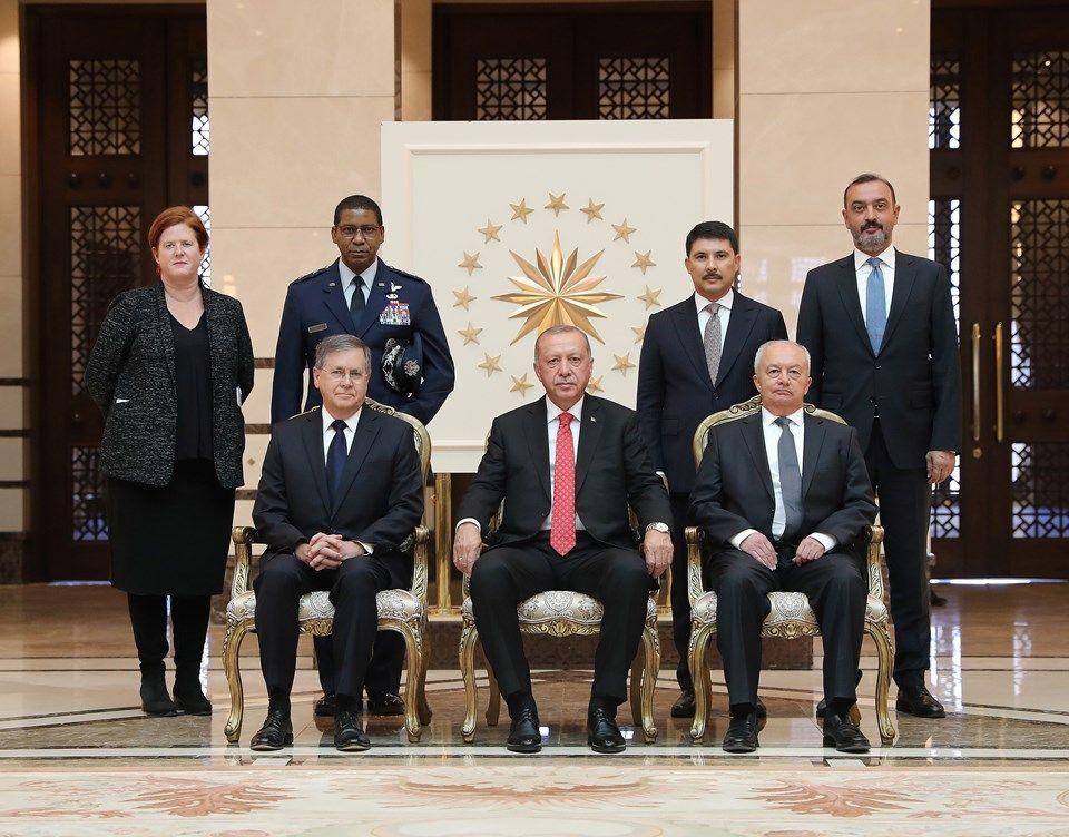 Erdoğan'a güven mektubu sundu! ABD'nin Ankara Büyükelçisi Satterfield'den ilk mesaj - Sayfa 2