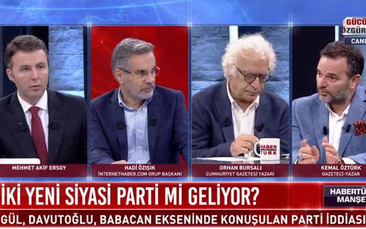 Ali Babacan'ın partisi ne zaman ilan edilecek? Kemal Öztürk açıkladı