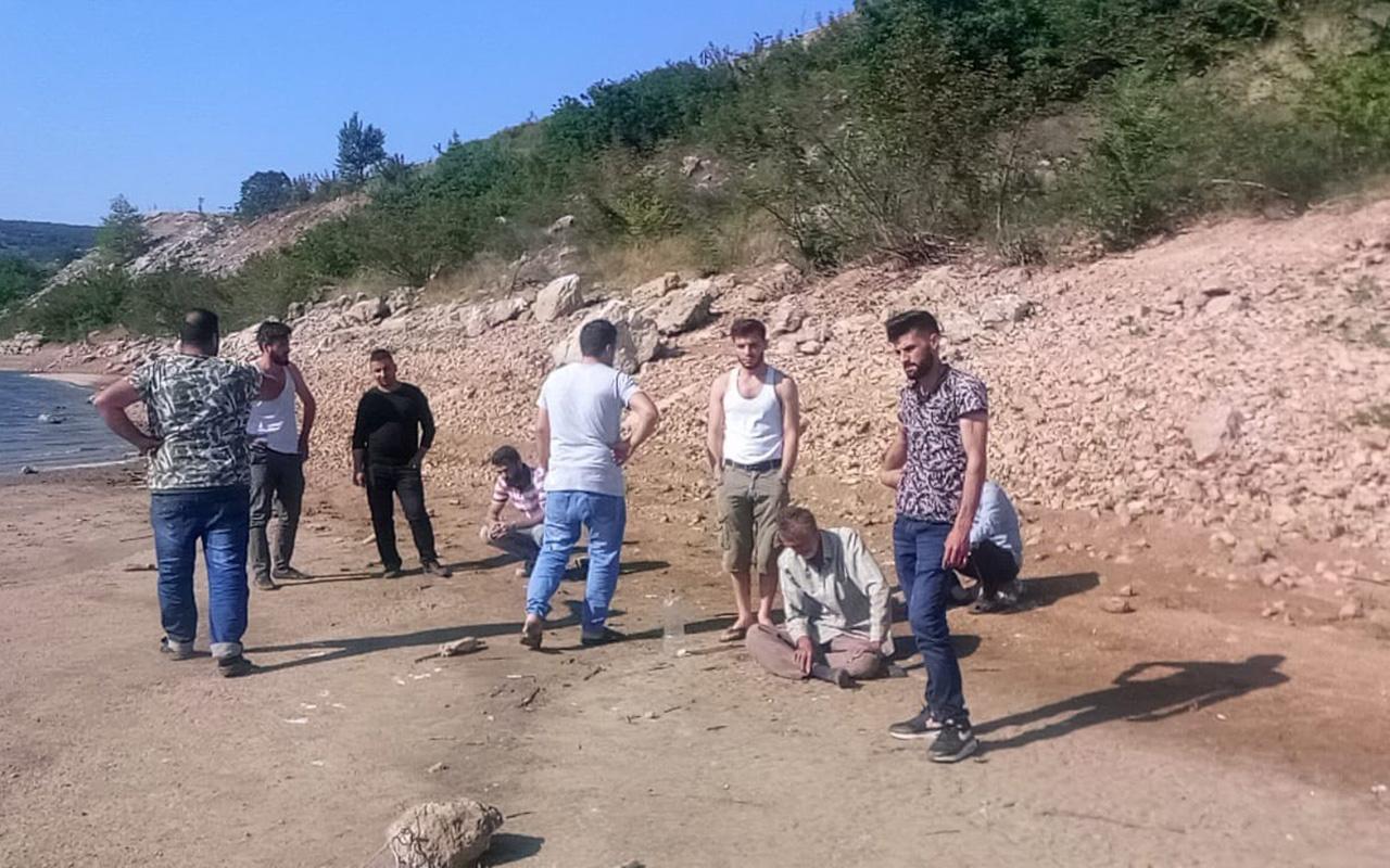 Bursa'da dedesi ile balık tutmaya giden Suriyeli çocuk barajda boğuldu
