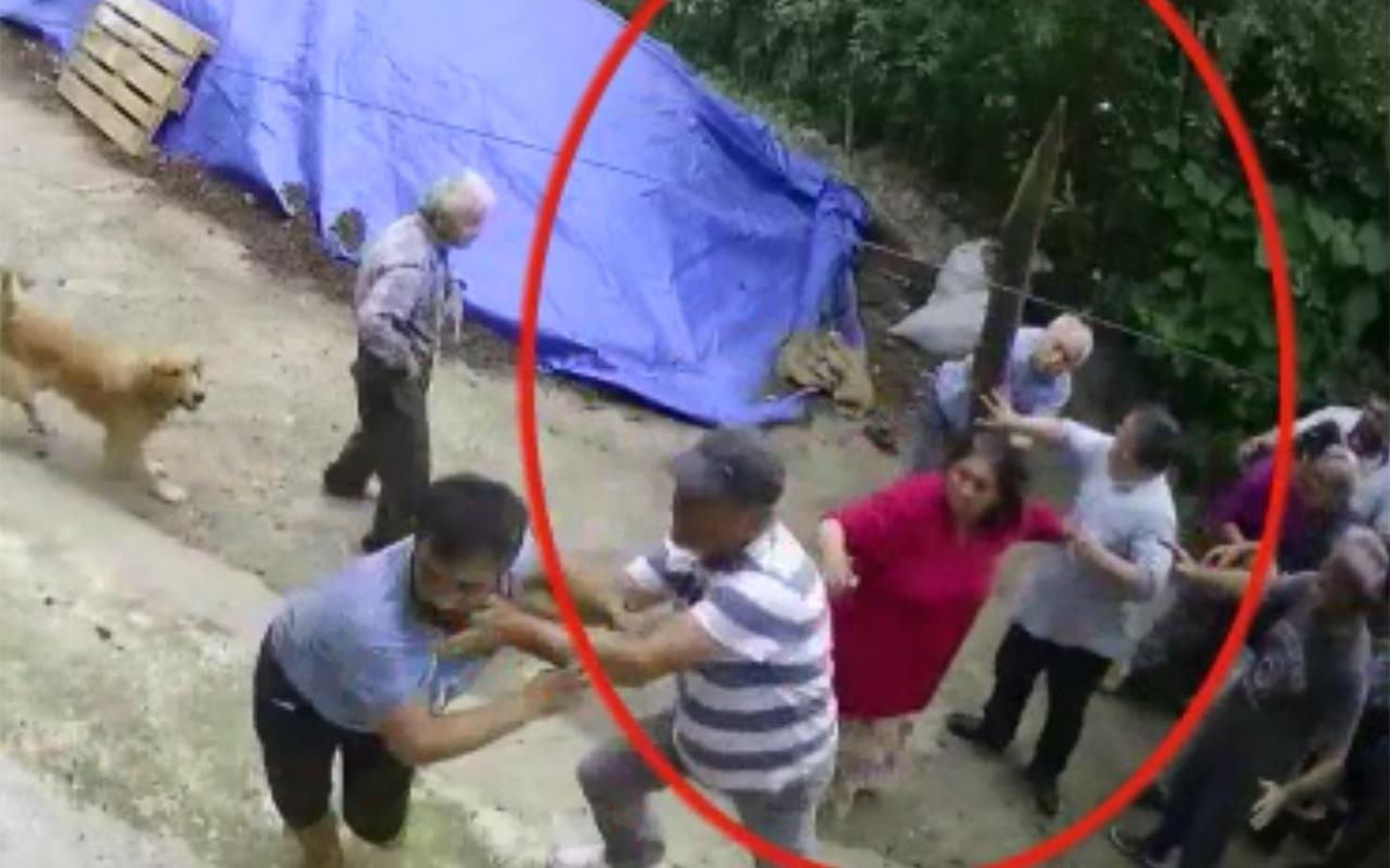 Ordu'nun Gülyalı ilçesinde arazi anlaşmazlığı nedeniyle çıkan kavgada amca-yeğen birbirine girdi. Olayda amcasının başına sırıkla vurduğu kadın yaralandı. ile ilgili görsel sonucu