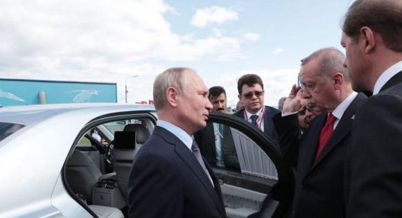 Erdoğan ve Putin'in helikopter pazarlığı! '8 milyon dolar bunun yanında arabamız hediye' - Sayfa 4