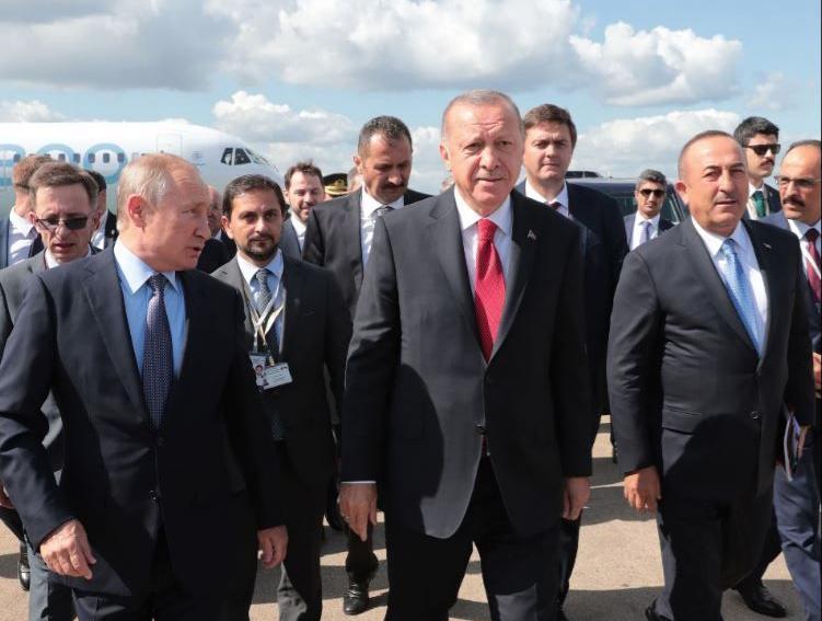 Erdoğan ve Putin'in helikopter pazarlığı! '8 milyon dolar bunun yanında arabamız hediye' - Sayfa 8