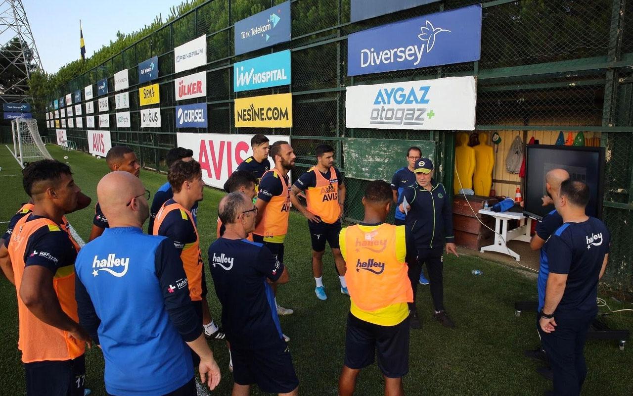 Fenerbahçe'nin hocayı Ersun Yanal antrenman teknolojisiyle başarılı oldu