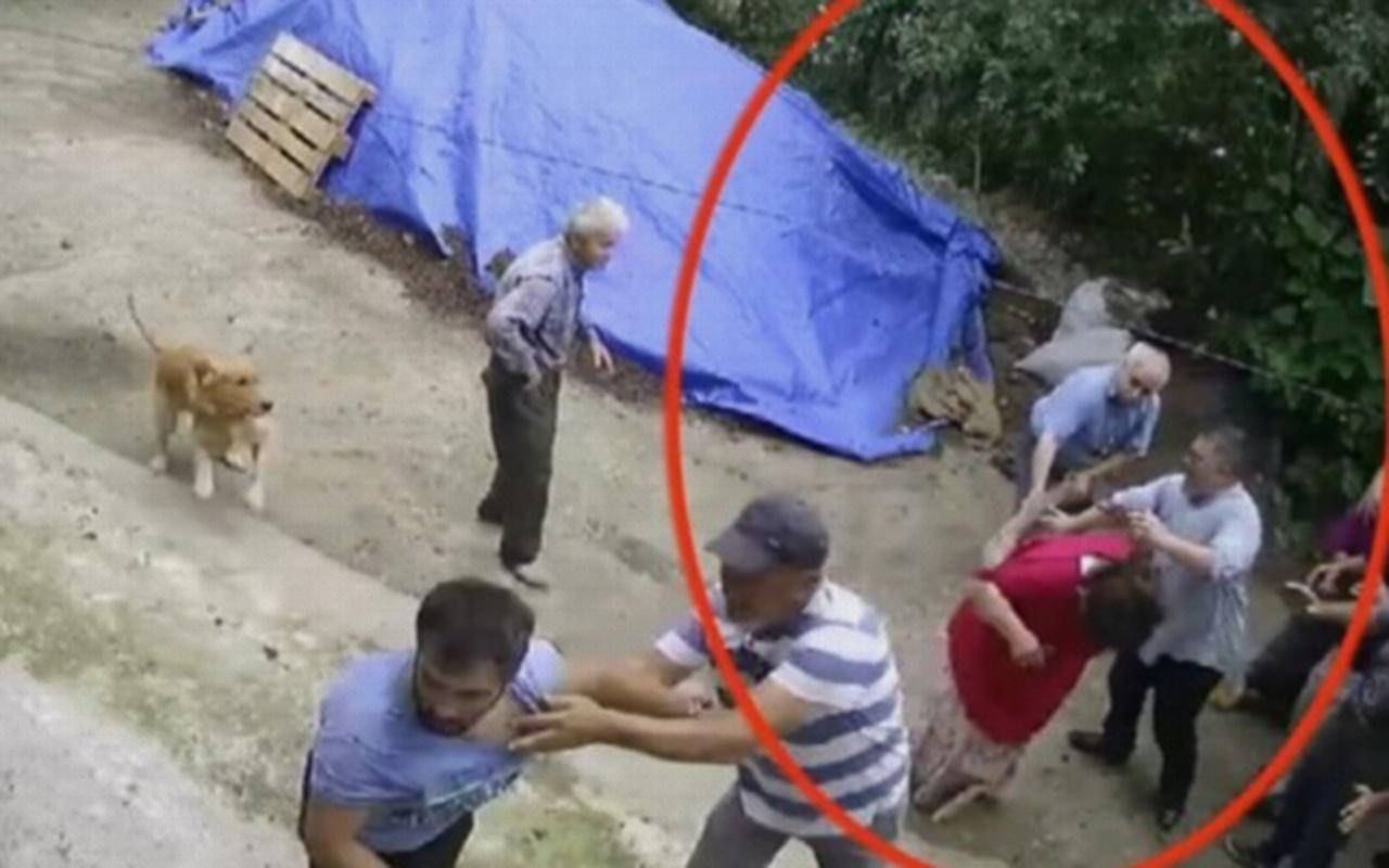 Ordu'da akrabalar arasında arazi kavgası 5 yaralı