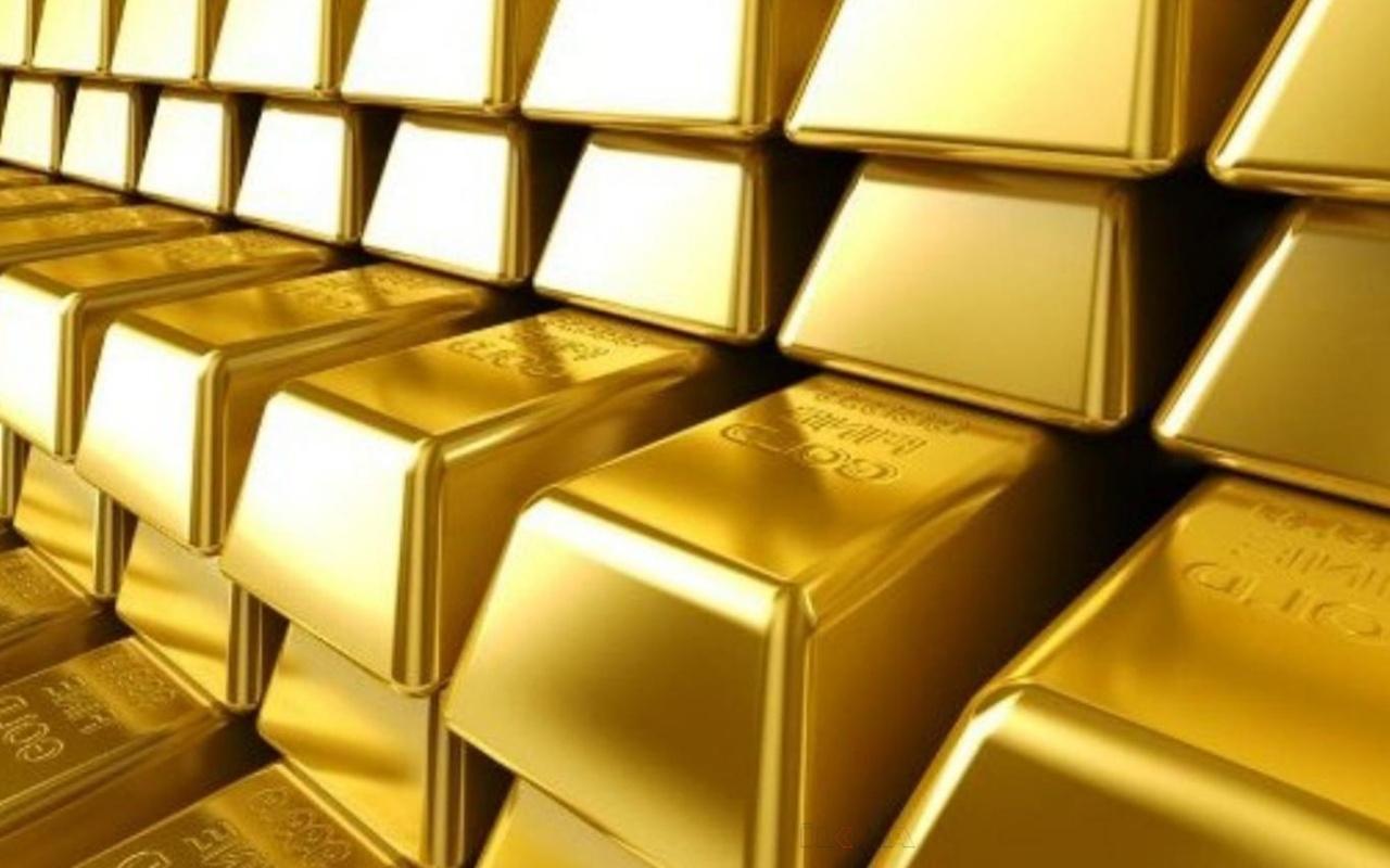 Türkiye altın rezervi sıralamasında 18'inci sıraya yükseldi