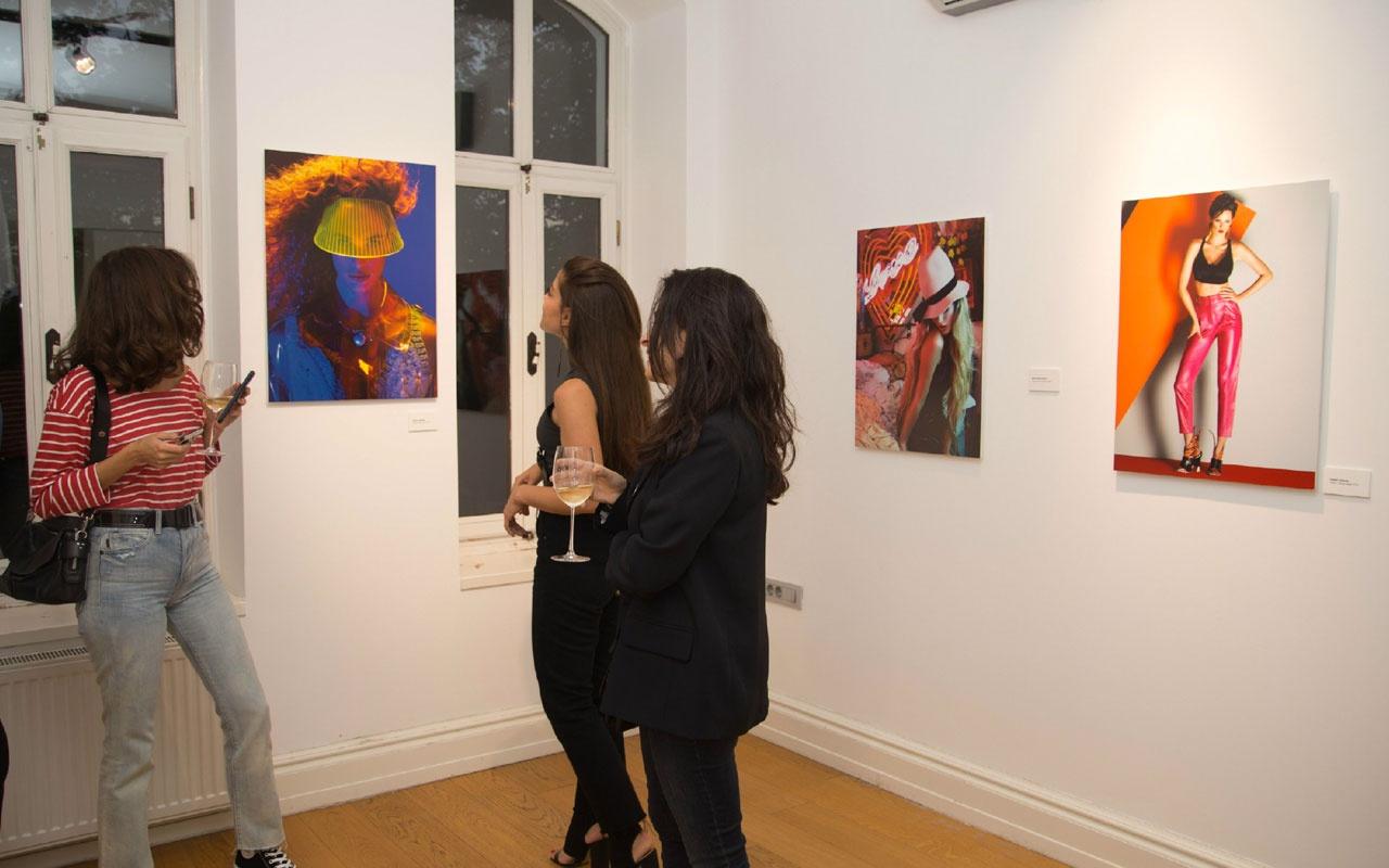 artnivo Artweeks Akaretler geçici sergisi üç haftalığına açılıyor