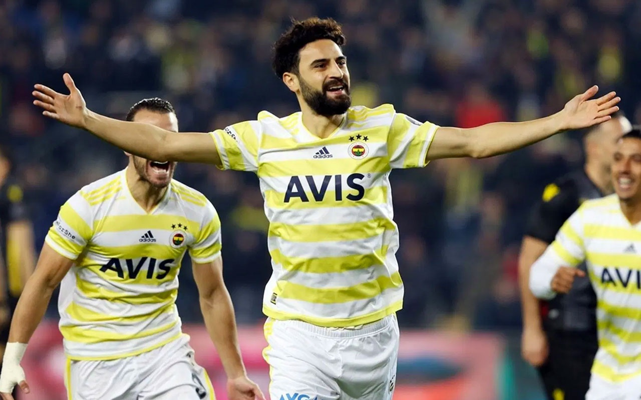 Fenerbahçe'den Mehmet Ekici'ye büyük şok: Kendine kulüp bul