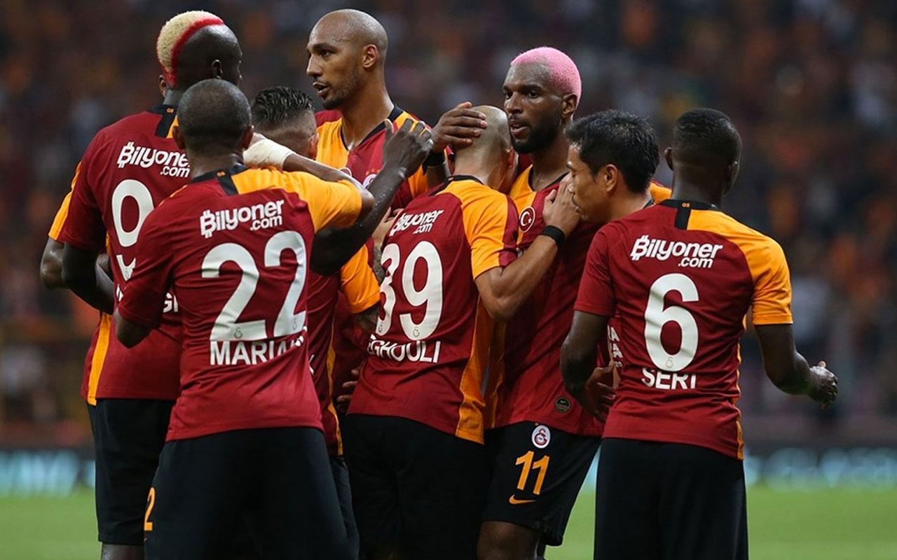 Galatasaray, Kayseri deplasmanında siftah peşinde