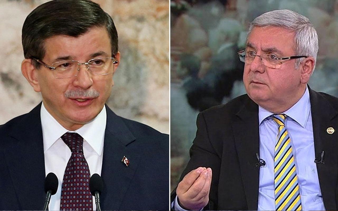 Mehmet Metiner Ahmet Davutoğlu'nu yerden yere vurdu! Sen dünyanın en...