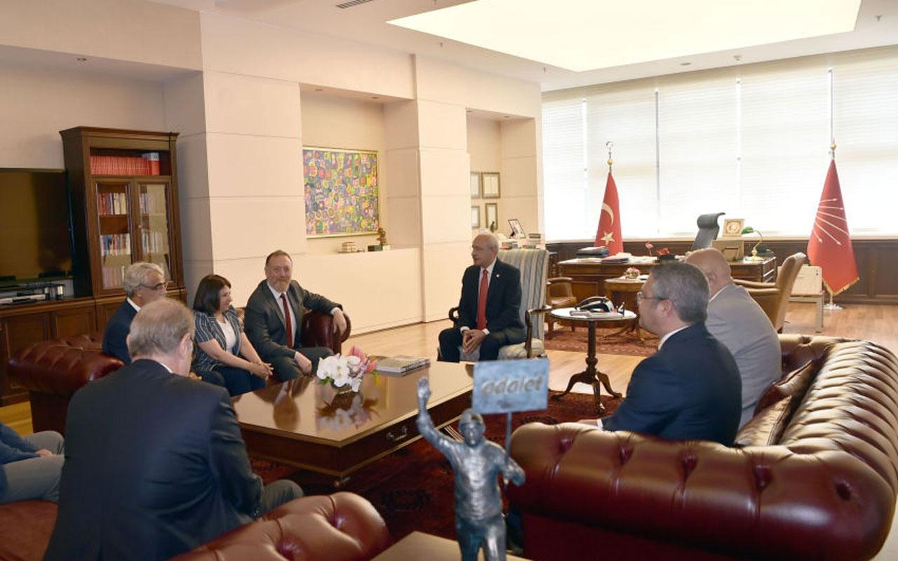 Kemal Kılıçdaroğlu HDP'li başkanlar konusunda geri vites yaptı!