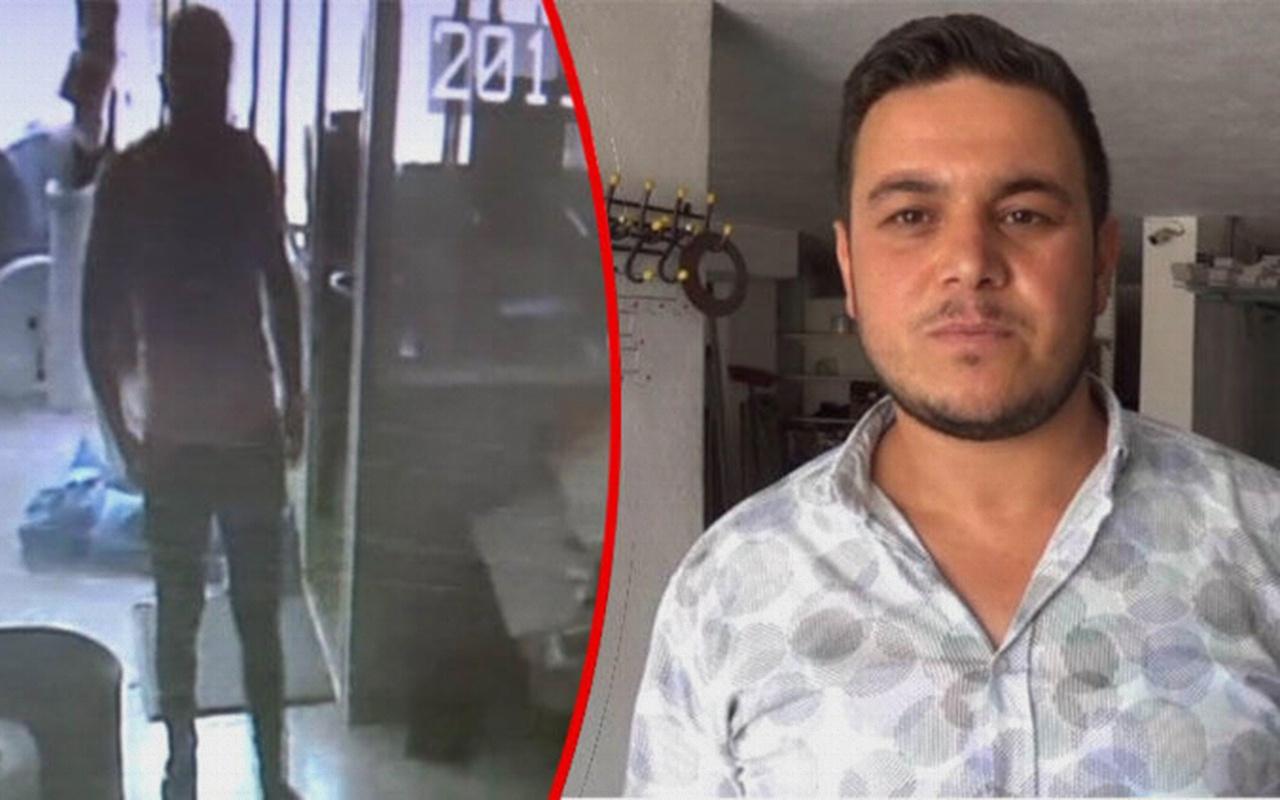 Gaziantep'te yeni evli iş yeri sahibi parasını çalan hırsıza seslendi