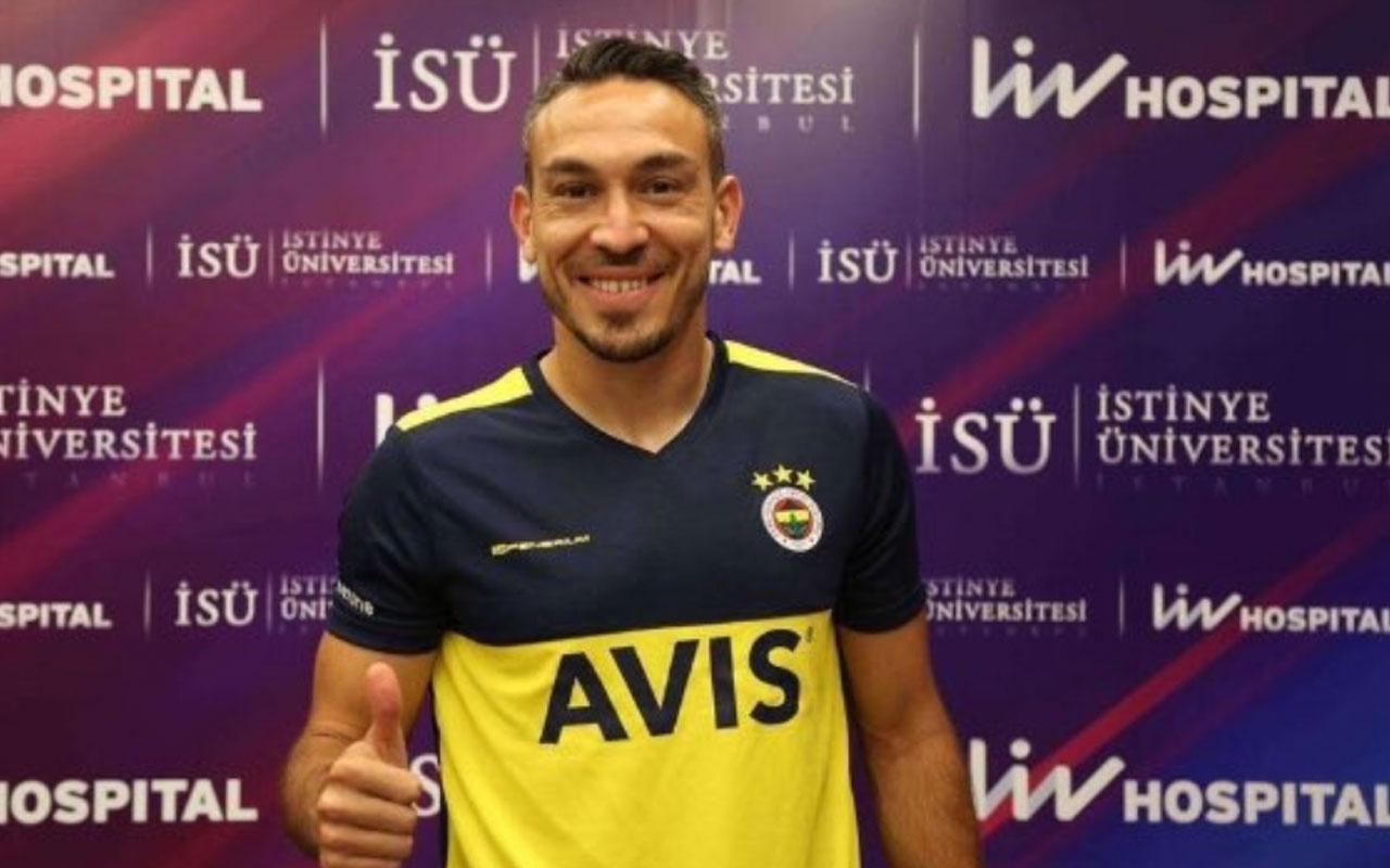 Fenerbahçe, Mevlüt Erdinç ile 2 yıllık anlaşma sağladı