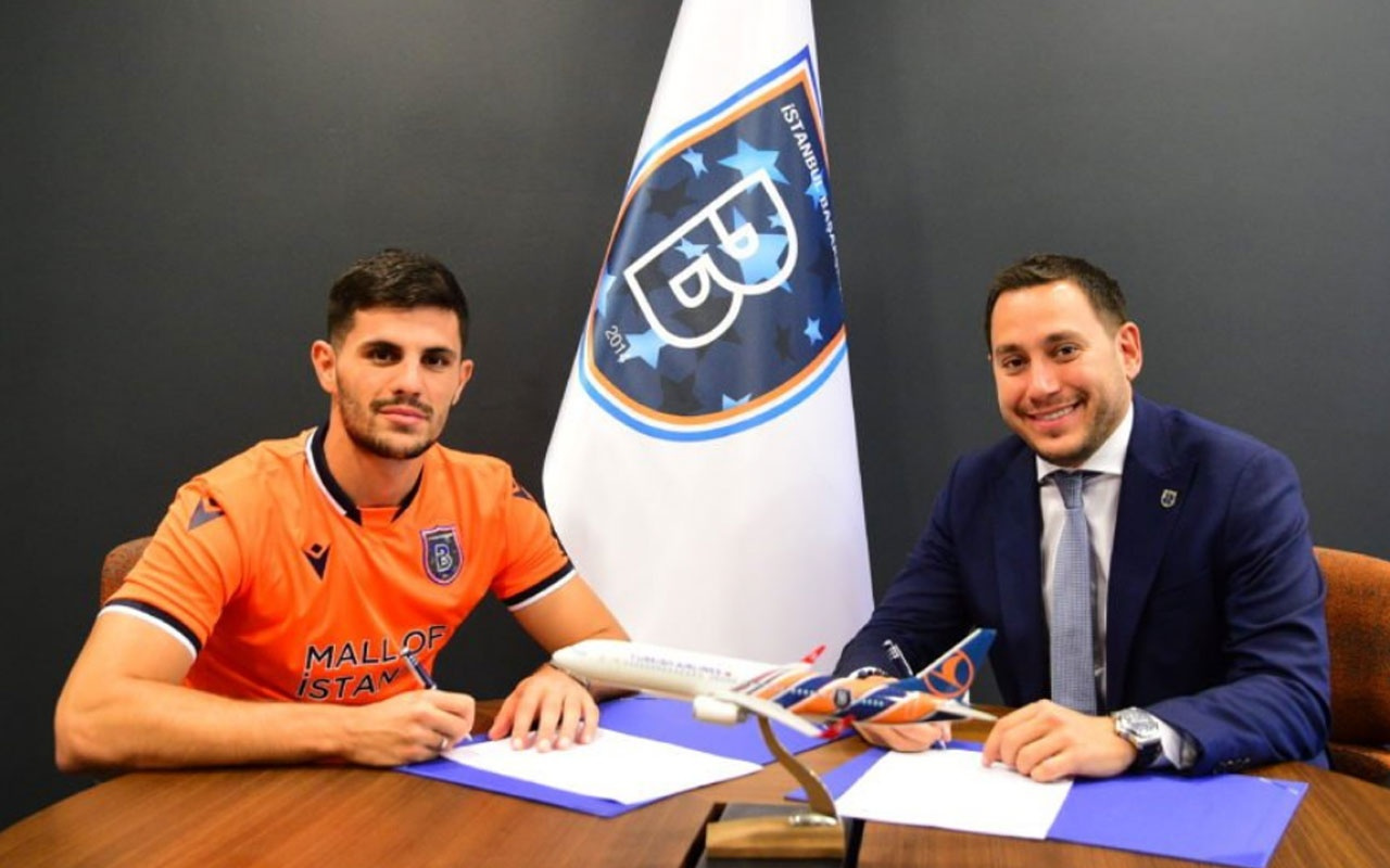 Medipol Başakşehir, Daniel Aleksic transferini açıkladı